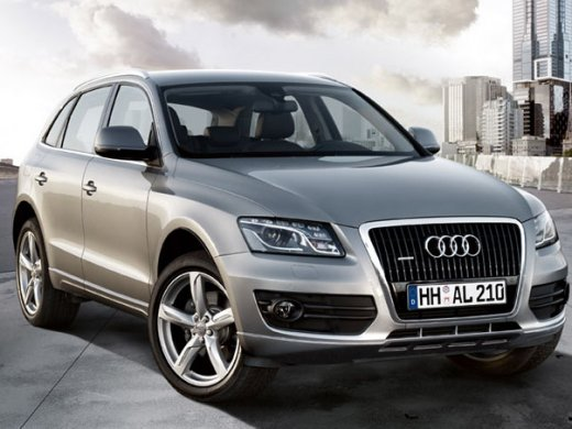 2009 AUDI Q5 3.2 Online Average Sale Price HKD$60,350