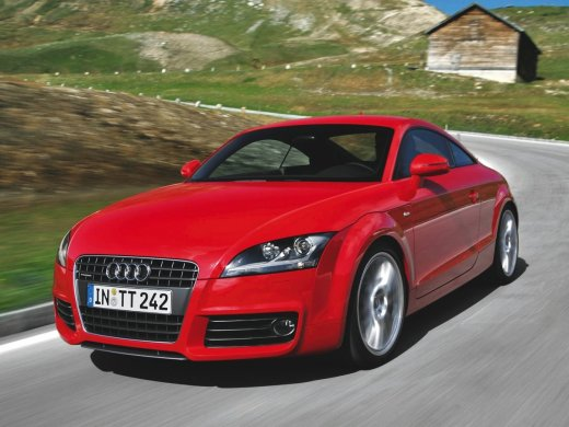 2007 AUDI TT 2.0T COUPE Online Average Sale Price HKD$86,773