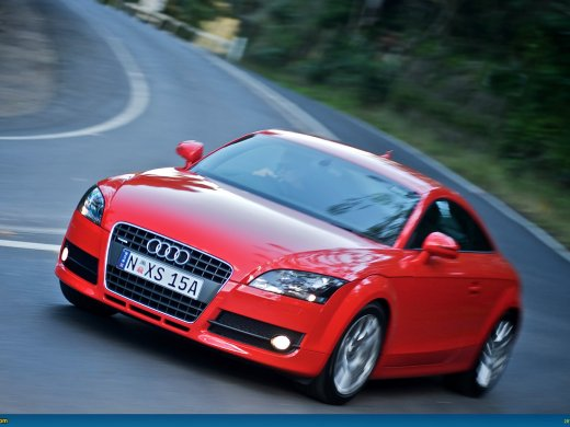 2011 AUDI TT 2.0T COUPE Online Average Sale Price HKD$159,300