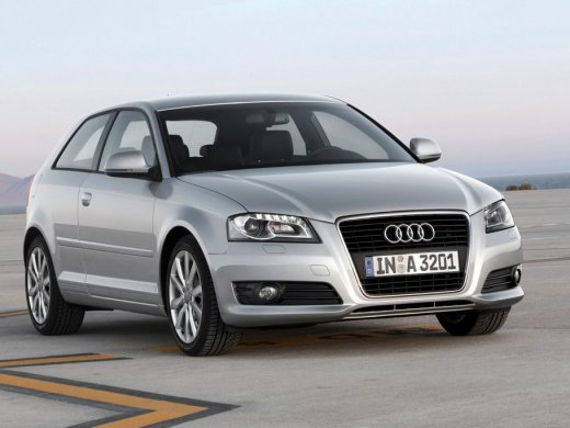2011 AUDI A3 1.4T Online Average Sale Price HKD$50,100