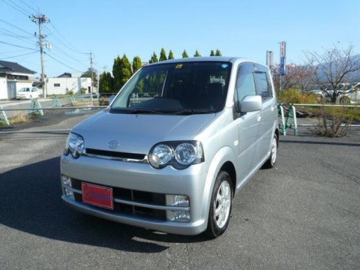 2004 DAIHATSU MOVE Online Average Sale Price HKD$15,500