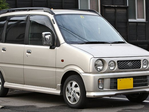 2001 DAIHATSU MOVE 網上放售平均價 HKD$7,967
