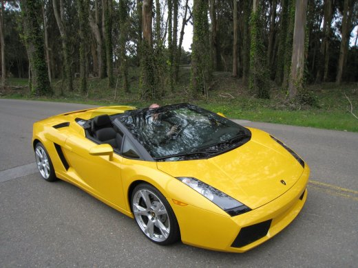 2007 LAMBORGHINI GALLARDO SPYDER Online Average Sale Price HKD$801,143