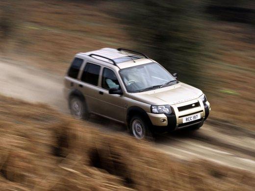 2006 LAND ROVER FREELANDER V6 Online Average Sale Price NTD$209,000