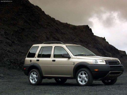 2001 LAND ROVER FREELANDER V6 Online Average Sale Price NTD$120,222