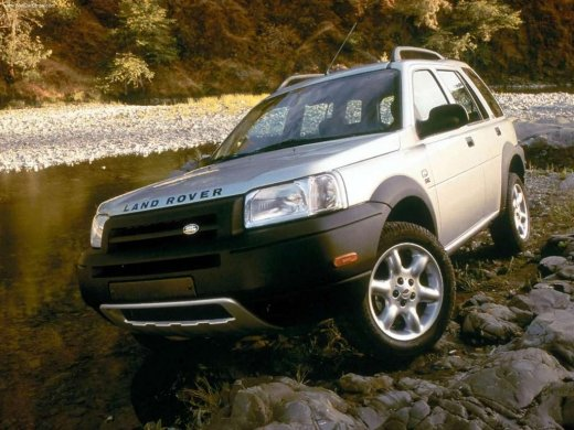 2001 LAND ROVER FREELANDER V6 Online Average Sale Price NTD$119,429