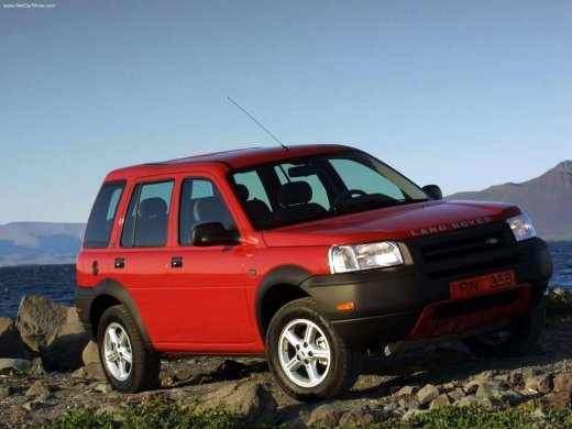 2001 LAND ROVER FREELANDER V6 온라인 평균 판매 가격 NTD$119,429