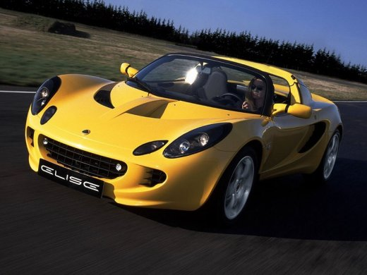 2002 LOTUS ELISE Online Average Sale Price HKD$233,400