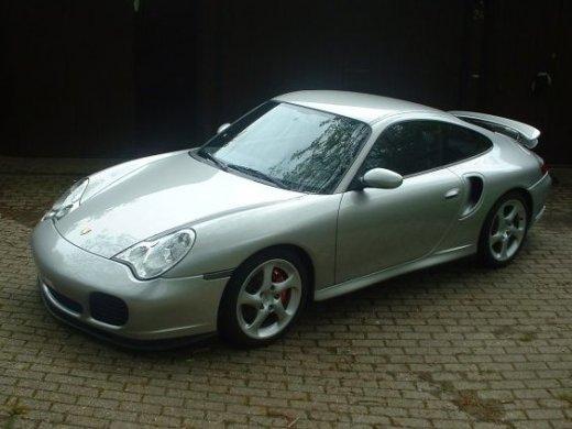 2002 PORSCHE 996 TURBO 網上放售平均價 HKD$437,500