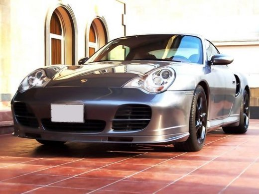 2002 PORSCHE 996 TURBO Online Average Sale Price HKD$358,700