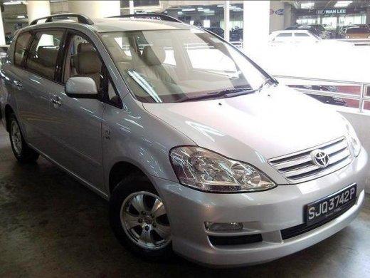 2007 TOYOTA PICNIC Online Average Sale Price HKD$28,807