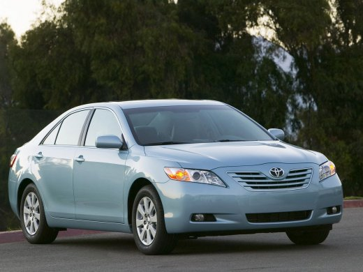 2008 TOYOTA CAMRY 3.5 Online Average Sale Price HKD$41,100