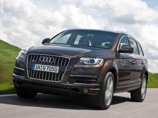 2007 AUDI Q7 4.2 QUATTRO Online Average Sale Price HKD$177,911