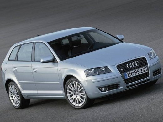 2007 AUDI A3 2.0T Online Average Sale Price HKD$29,455