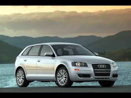 2006 AUDI A3 2.0T Online Average Sale Price HKD$18,333