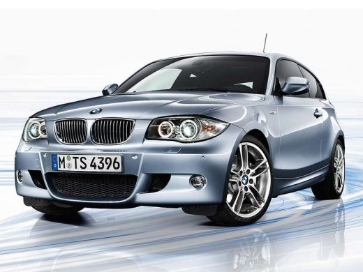 2007 BMW 130I Online Average Sale Price HKD$47,000