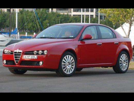 2007 ALFA ROMEO 159 JTS V6 Online Average Sale Price HKD$59,429