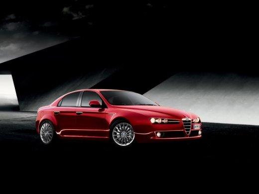 2007 ALFA ROMEO 159 JTS V6 網上放售平均價 HKD$61,333