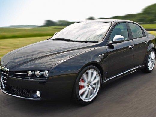 2007 ALFA ROMEO 159 JTS V6 Online Average Sale Price HKD$61,333