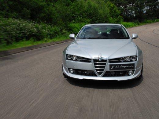 2007 ALFA ROMEO 159 JTS V6 網上放售平均價 HKD$32,333
