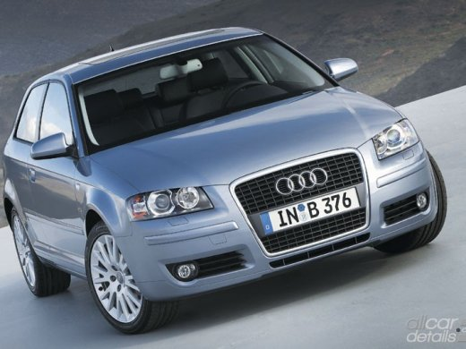 2009 AUDI A3 1.4T Online Average Sale Price HKD$56,622