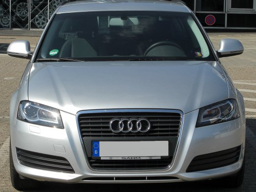 2011 AUDI A3 1.4T Online Average Sale Price HKD$47,426