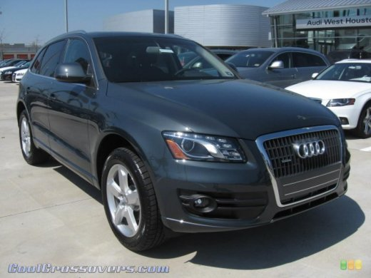 2009 AUDI Q5 2.0T Online Average Sale Price NTD$550,143