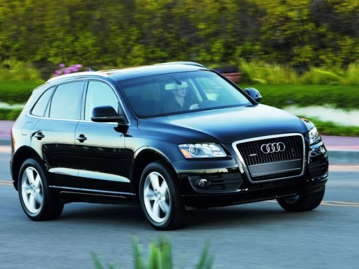 2011 AUDI Q5 2.0T Online Average Sale Price HKD$90,529