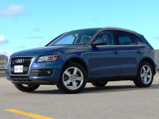 2010 AUDI Q5 2.0T QUATTRO Online Average Sale Price HKD$127,900