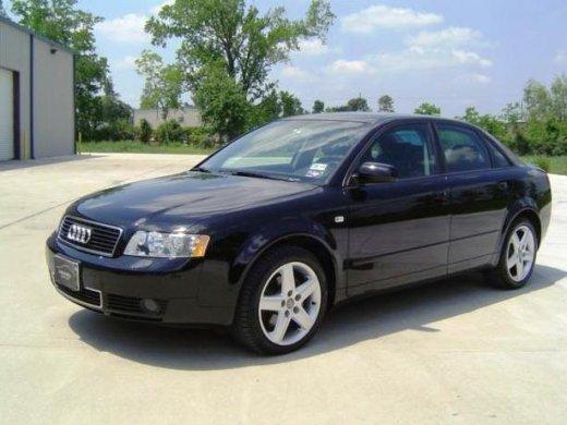 2004 AUDI A4 1.8T Online Average Sale Price NTD$145,065