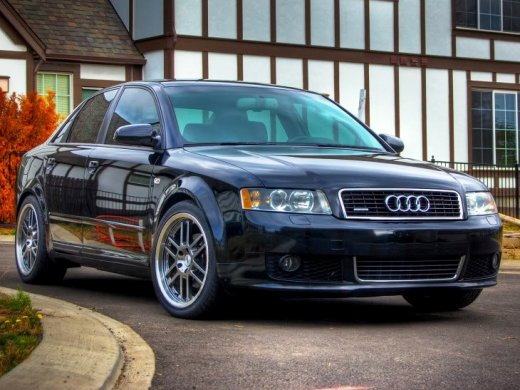 2004 AUDI A4 1.8T Online Average Sale Price NTD$141,227
