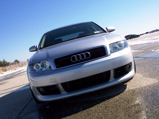 2003 AUDI A4 1.8T Online Average Sale Price NTD$120,222