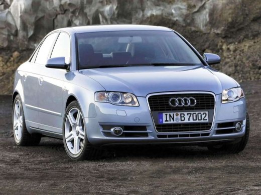 2006 AUDI A4 2.0T Online Average Sale Price HKD$30,333