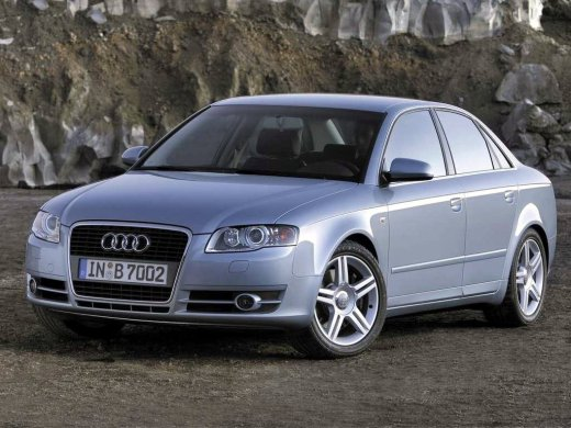 2005 AUDI A4 2.0T Online Average Sale Price HKD$41,612