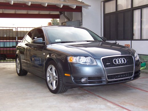 2006 AUDI A4 2.0T Online Average Sale Price NTD$300,150