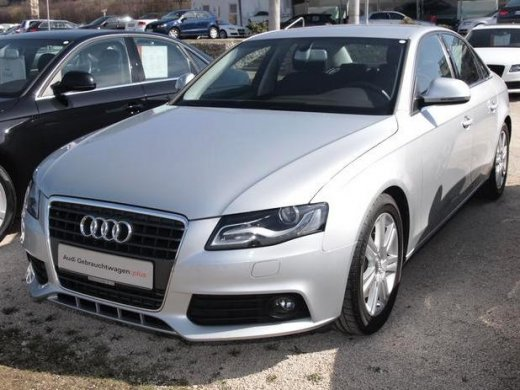 2010 AUDI A4 2.0T Online Average Sale Price AUD$14,230