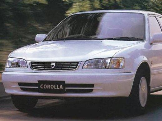 1998 TOYOTA COROLLA LEVIN AE111 Online Average Sale Price HKD$56,759