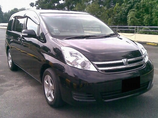 2005 TOYOTA ISIS 1.8 Online Average Sale Price HKD$32,915