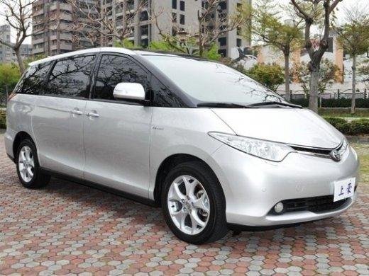 2008 TOYOTA PREVIA 3.5 Online Average Sale Price HKD$48,500