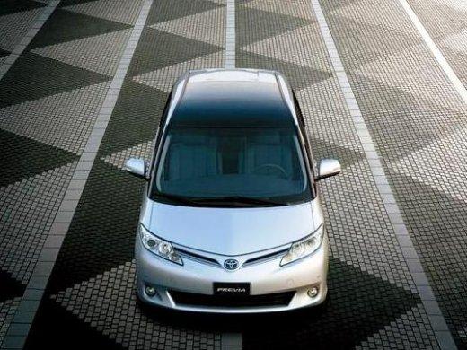 2011 TOYOTA PREVIA 3.5 網上放售平均價 NTD$672,000