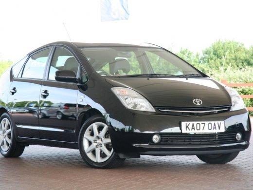 2007 TOYOTA PRIUS 1.5 Online Average Sale Price HKD$36,945