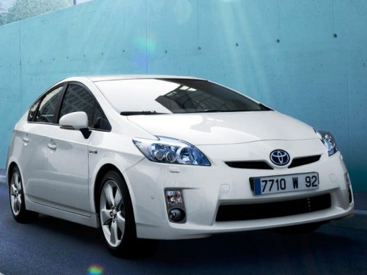 2010 TOYOTA PRIUS 1.8 Online Average Sale Price HKD$97,423