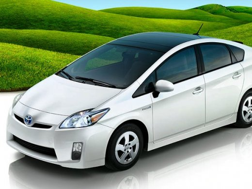 2012 TOYOTA PRIUS 1.8 網上放售平均價 HKD$115,770