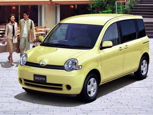 2006 TOYOTA SIENTA 網上放售平均價 HKD$29,711