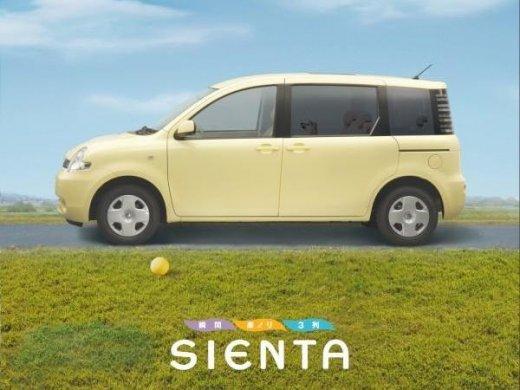 2005 TOYOTA SIENTA 網上放售平均價 HKD$28,140