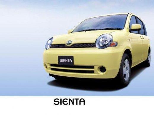 2011 TOYOTA SIENTA 網上放售平均價 HKD$71,067