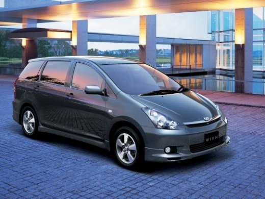 2005 TOYOTA WISH 1.8 Online Average Sale Price HKD$24,460