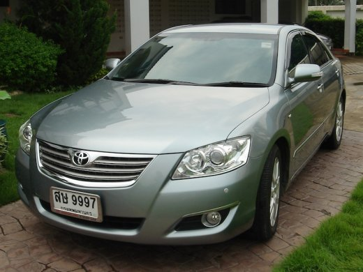 2011 TOYOTA CAMRY 2.4 Online Average Sale Price NTD$475,600