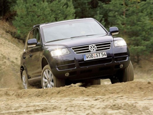 2006 VOLKSWAGEN TOUAREG V6 3.2 網上放售平均價 HKD$56,480