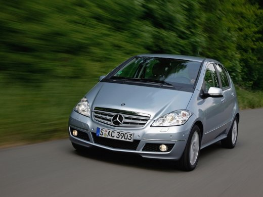 2007 MERCEDES-BENZ A150 Online Average Sale Price HKD$18,042